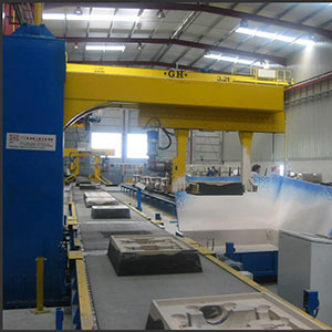 COATING SYSTEM WITH AUTOMATIC MANIPULATOR